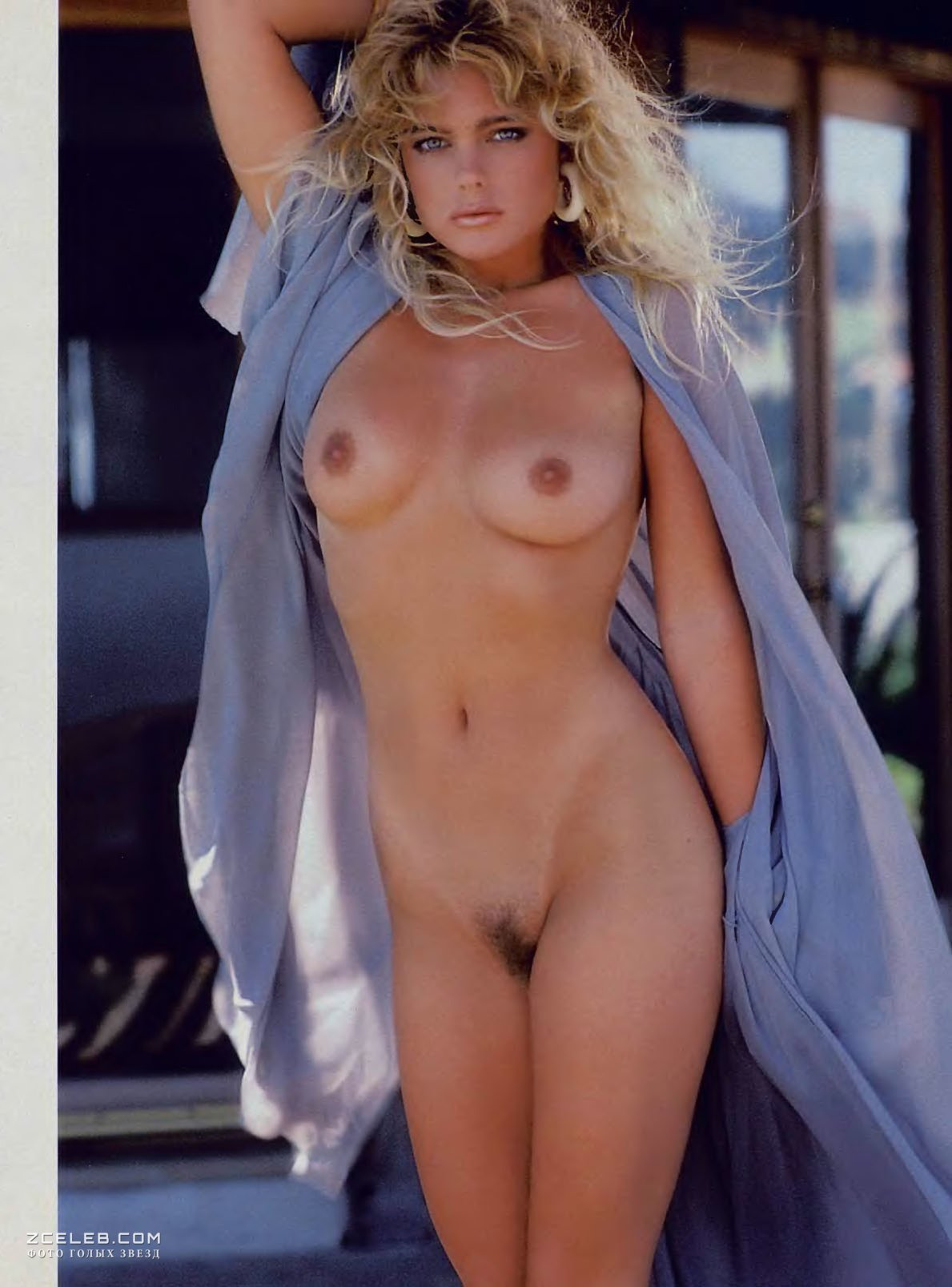 erika eleniak naked in playboy