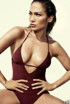 Соблазнительная Дженнифер Лопес в журнале Vogue, Июнь 2012