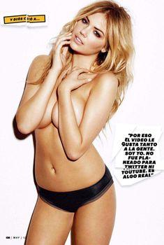 Сексуальная Кейт Аптон в журнале Esquire, Май 2012