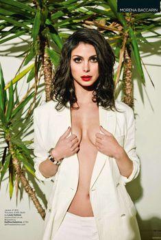 Сексуальная Морена Баккарин в журнале GQ, Март 2013