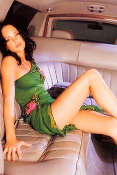 Горячая Анна Фэрис в журнале Maxim, Октябрь 2001