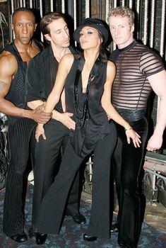 Засвет Николь Шерзингер на мюзикле «Чикаго», Март 2010