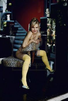 Эротичная Кристен Белл в журнале Jane, Июль 2005