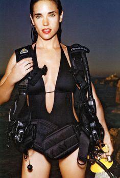 Секси Дженнифер Коннелли в журнале Vogue, Ноябрь 2007