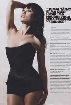 Соблазнительная Ольга Куриленко в журнале FHM, Апрель 2008