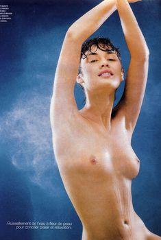Ольга Куриленко разделась для журнала Marie Claire, Октябрь 2003