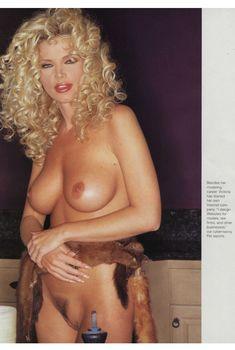 Ненасытная Виктория Здрок снялась голой в журнале Penthouse, Июнь 2002