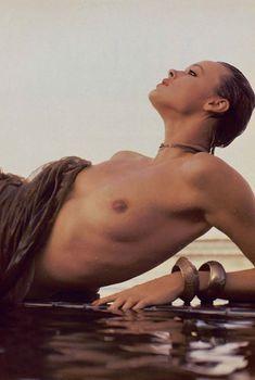 Сексуальная Бриджит Нильсен красиво оголилась в журнале Playboy, Август 1986