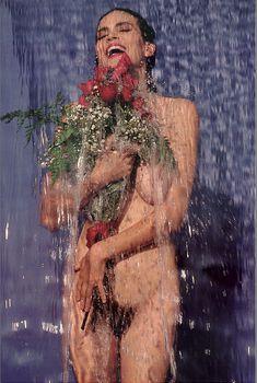 Обнаженная Элизабет Грэйсен  в журнале Playboys Beauty Queens, 1995