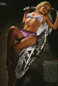 Аврора в эро фотосессии для Playboy, 2007