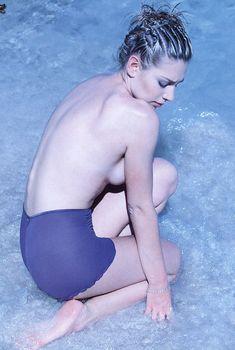 Обнаженная Ирина Юдина в журнале Playboy, 1998