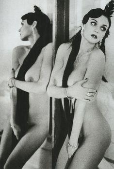 Обнаженная Алена Водонаева в журнале Playboy, 2009