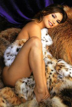 Эротичная Алина Кабаева в журнале Maxim, 2004