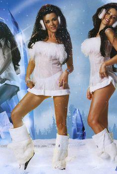 Секси Анастасия Заворотнюк в журнале Maxim, 2005