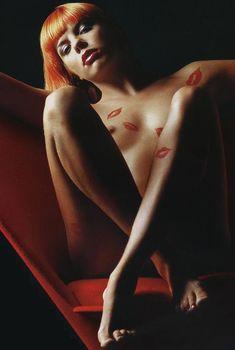 Анастасия Стоцкая без одежды в журнале Moulin Rouge, 2006