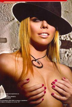 Анастасия Стоцкая в эротической фотосессии для XXL, 2009