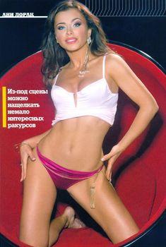 Соблазнительная Ани Лорак в журнале Maxim, 2010