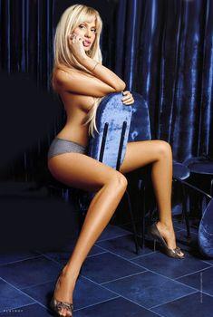 Виктория Лопырева разделась в журнале Playboy, 2008