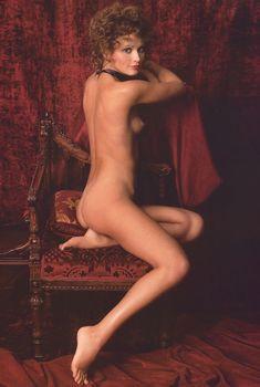 Дана Борисова голышом в журнале «Караван историй», 2004
