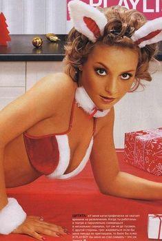 Горячая Дарья Сагалова в журнале Playboy, 2007