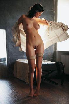 Даша Астафьева разделась в журнале Playboy, 2007