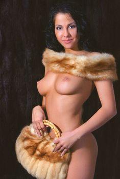 Обнаженная Елена Беркова в журнале Penthouse, 2007