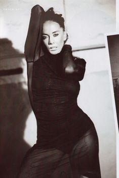 Соблазнительная Жанна Фриске в журнале XXL, 2010