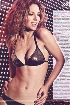 Секси Ирина Тонева в журнале XXL, 2010