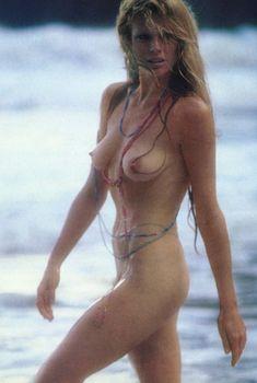 Обнаженная Ким Бейсингер в журнале Playboy, 1988