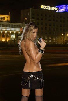Ксения Собчак в эро фотосессии для журнала Maxim, 2007