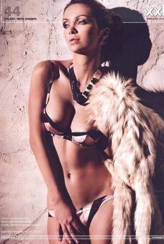 Лера Кондра засветила соски в журнале XXL, 2010