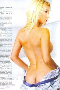 Лера Кудрявцева разделась в журнале XXL, 2009