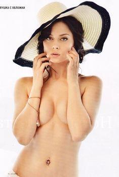 Обнаженная Настасья Самбурская в журнале Playboy, 2013