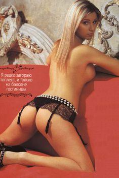Эро Ольга Орлова в журнале FHM, 2004
