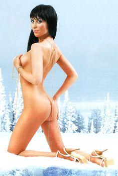 Обнаженная Юлия Беретта в журнале XXL, 2007