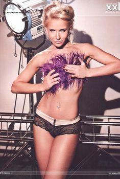 Эротичная Юлия Ковальчук в журнале XXL, 2010