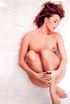 Жанна Фриске голышом в фотопроекте «Митохондрическая Ева»