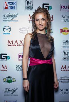 Ирина Тонева в эротическом наряде