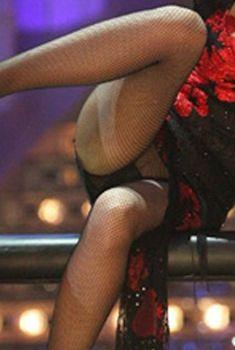 Лера Кудрявцева засветила письку в прозрачных трусах на «Танцы со звездами», 2011