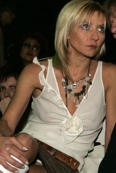 Татьяна Овсиенко без лифчика, 2012