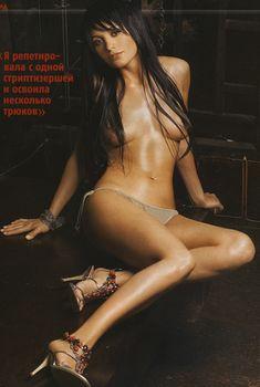 Мара обнажилась для журнала «MAXIM», Июнь 2006