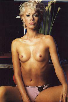 Обнаженная Татьяна Терешина в журнале «FHM», Ноябрь 2003