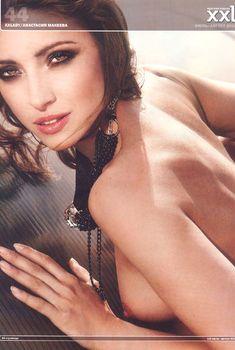 Анастасия Макеева обнажилась для журнала XXL, 2010
