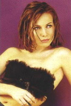 Сексуальная Екатерина Гусева в журнале Strong man, Апрель 2005