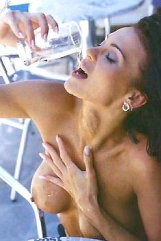 Наталья Лагода снялась обнаженной для «Playboy», Ноябрь 1998
