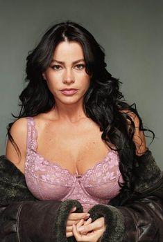Пышная грудь Софии Вергары, 2005
