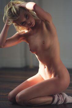 Эльза Хоск голышом для Lui, Декабрь 2016