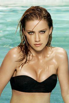 Сексуальная фотосессия Эмбер Хёрд для Maxim, Август 2008