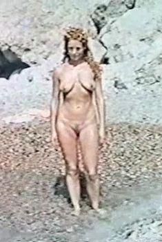Абсолютно обнажённая Елена Кондулайнен в фильме «Дафнис и Хлоя», 1993
