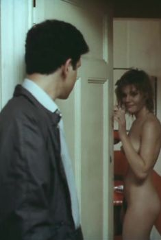 Полностью голая Александра Захарова в фильме «Криминальный талант», 1988